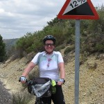 Emma's Andalucia Cycling Challenge