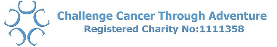 Challenge Cancer Through Adventure